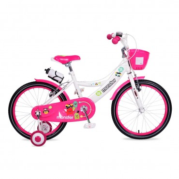"Moni Children's bicycle 20"" Pink 2081"