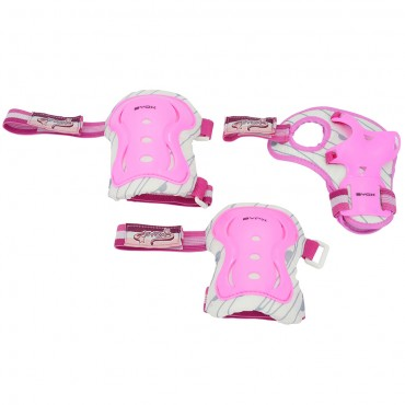 Byox child set with knee pads, elbow pads , wrist guards Protector rotector Amar 2 (25-50kg)