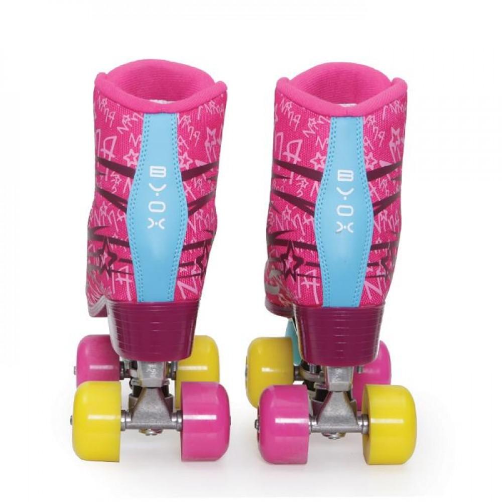 BYOX Roller Skates Πατίνια (quad)XL 38-39 Nina