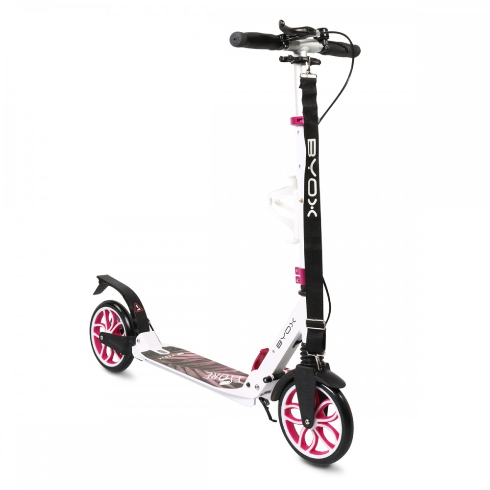 Byox  Scooter Fiore Pink
