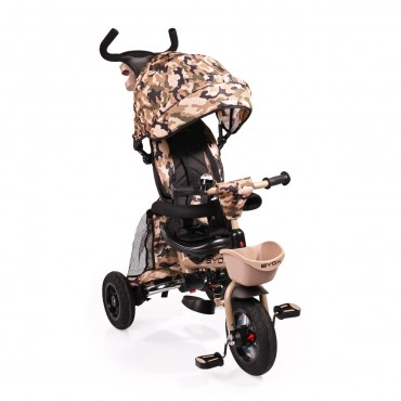 Byox Tricycle Flexy Lux Military