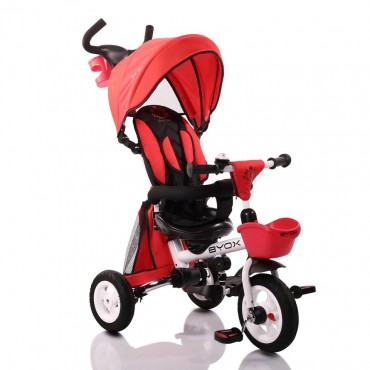 Byox Tricycle Flexy Lux Red