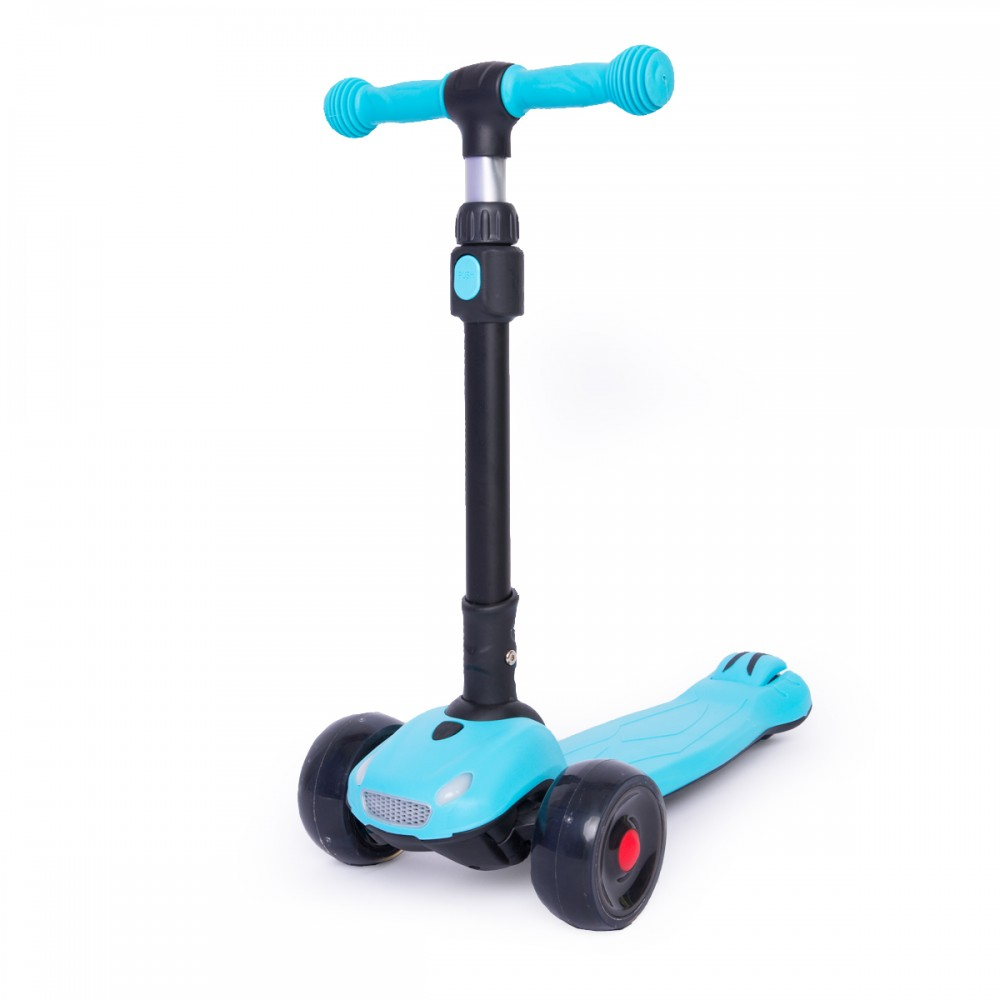 Byox Scooter Furious Blue
