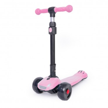 Byox Scooter Furious Pink