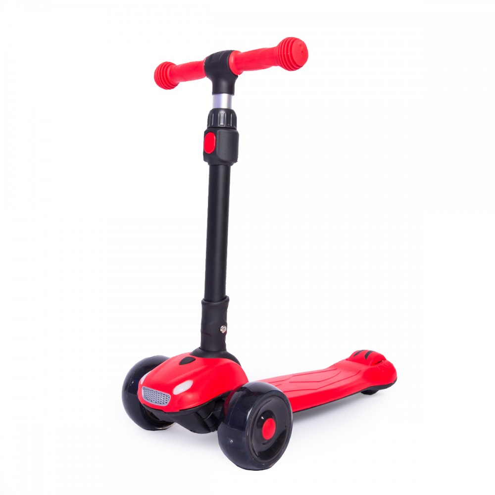 Byox Scooter Furious Red
