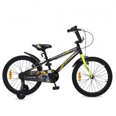 Byox children's bicycle 20'' Master Prince Black