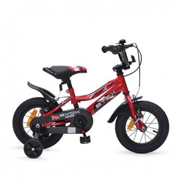 Byox children's bicycle 12'' Prince Red