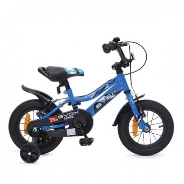 Byox children's bicycle 12'' Prince Blue
