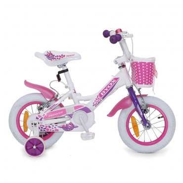 Byox children's bicycle 12'' Princess
