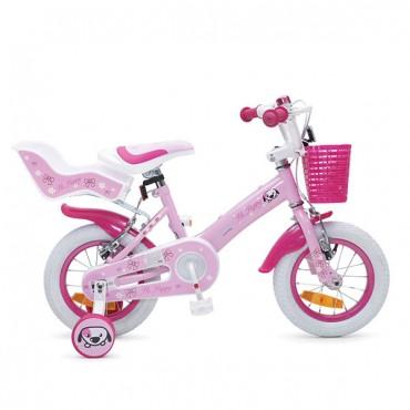 Byox children's bicycle 12'' Puppy