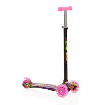 Byox Scooter Rapture Pink