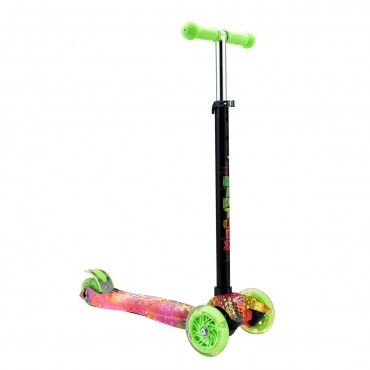 Byox Scooter Rapture Greeny