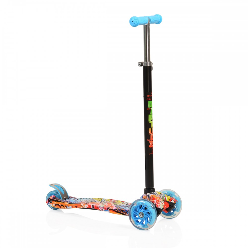 Byox Scooter Rapture Blue