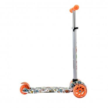Byox Scooter Rapture Orange