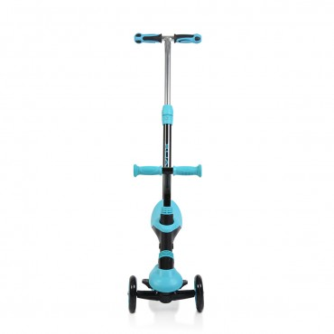 Byox Scooter  3 in 1 with parent control, Tristar Blue