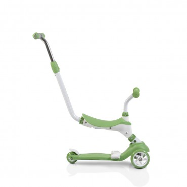 Byox Scooter  3 in 1 with parent control, Tristar Green