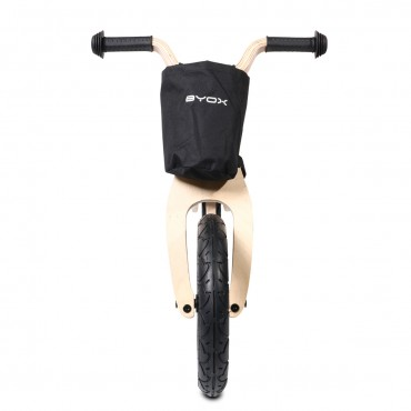 Byox Balance Wooden Bicycle Yin & Yang