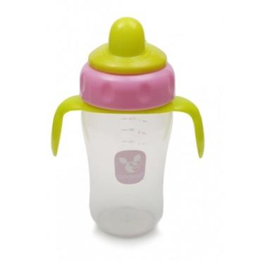 Cangaroo training cup Pink 270ml TC5017