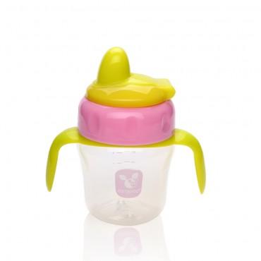 Cangaroo Non-slip cup 150ml Pink TC5007