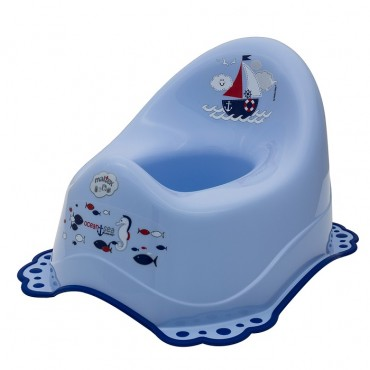 Cangaroo Potty Blue 5436