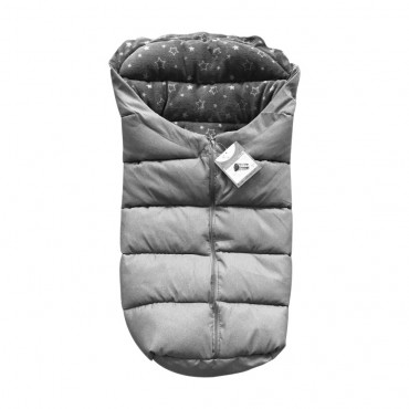 Cangaroo Sleeping Bag Cuddle Grey