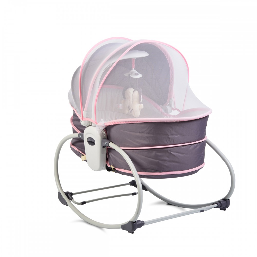 Moni Baby Bouncer 5 in 1 Ava, Purple