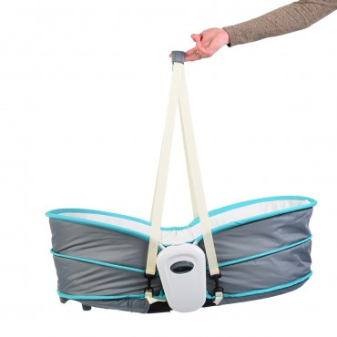 Moni Baby Bouncer 5 in 1 Ava, Turquoise