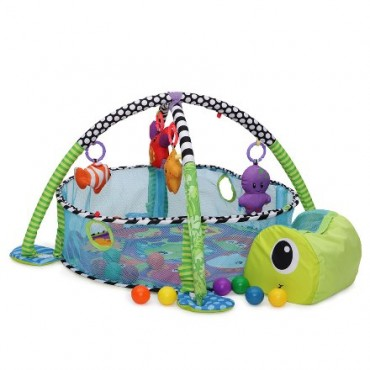 Cangaroo play gym and activity mat Turtle 3in1, 63530