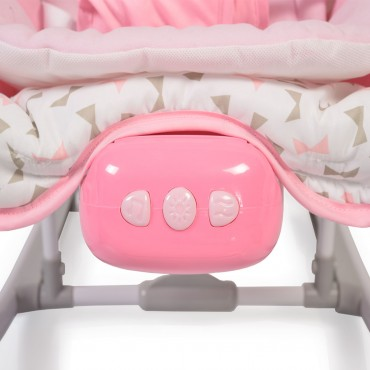 Cangaroo Baby bouncer Carrie, Pink