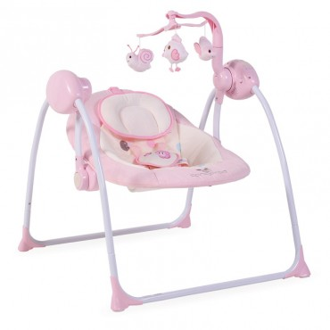 Cangaroo bouncer -swing Baby Swing Plus Pink