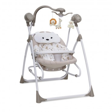 Cangaroo bouncer-swing  Swing Star Beige SW102
