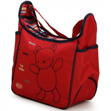 Cangaroo  Mama Bag - Ruby