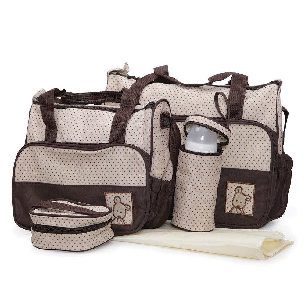 Cangaroo  Mama Bag set - Stella Brown
