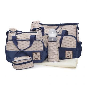 Cangaroo  Mama Bag set - Stella dark Blue