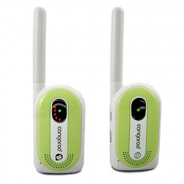 Cangaroo Audio Baby phone Maternal Instinct Green BM-166