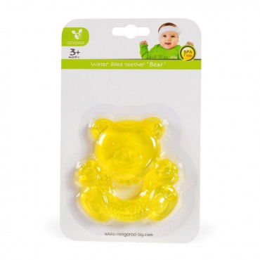 Cangaroo Waterfilled teether Bear - T1193