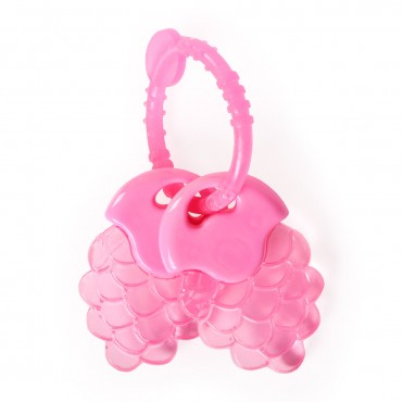 Cangaroo Waterfilled teether Grape Pink T2215