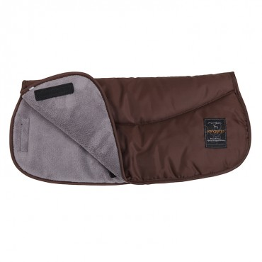 Cangaroo Hand Muff Brown