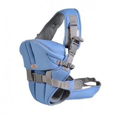 Cangaroo Baby carrier Carry Go Light Blue