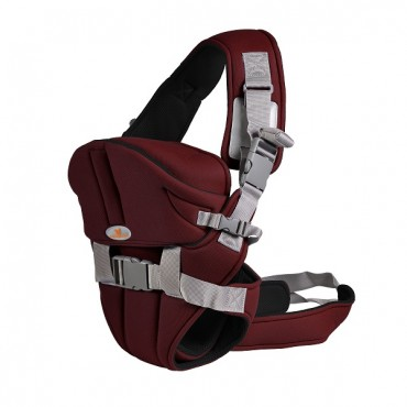 Cangaroo Baby carrier Carry Go Aurora Red