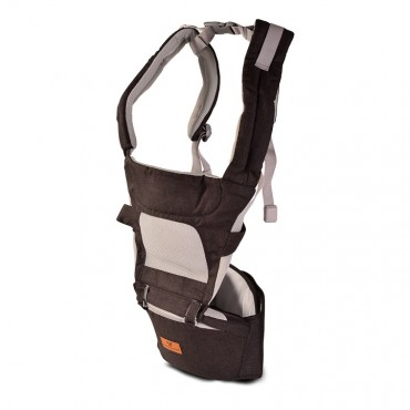 Cangaroo  Baby Carrier I Carry Black