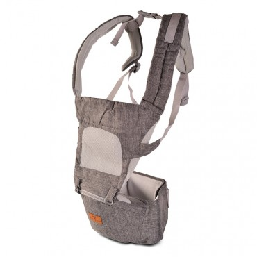 Cangaroo  Baby Carrier I Carry Dark Grey