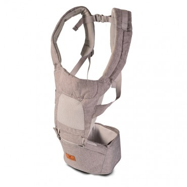 Cangaroo  Baby Carrier I Carry Light Grey