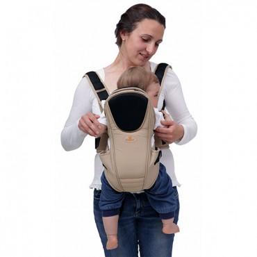 Cangaroo Baby carrier Kinetic Pro 2 Beige