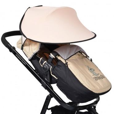 Cangaroo Universal stroller shade Beige