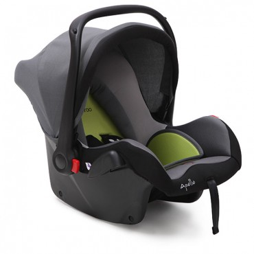 Cangaroo safety car seat Apollo Green, 0-13Kg