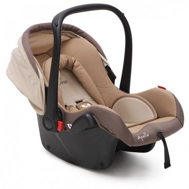 Cangaroo safety car seat  Apollo Beige, 0-13Kg
