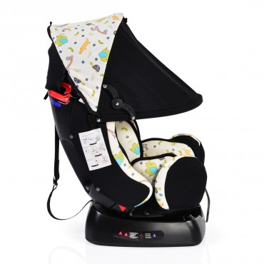 Moni safety car seat 0-25 kg Guardian, Black