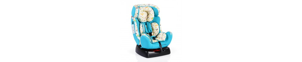 Car seats 0- 25 kg (up to 7 years old)