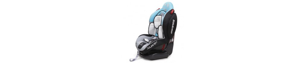 Car seats 9-25 kg (9 months to 7 years old)